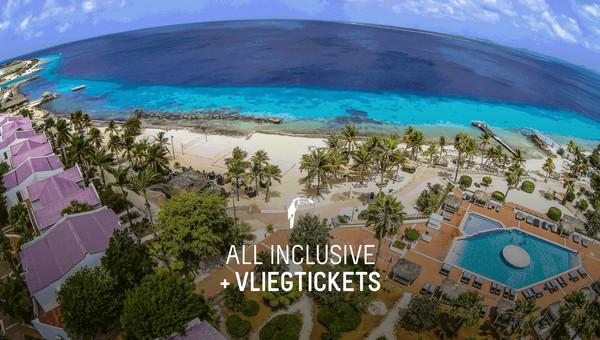 Welcome To Plaza Beach Resort Bonaire