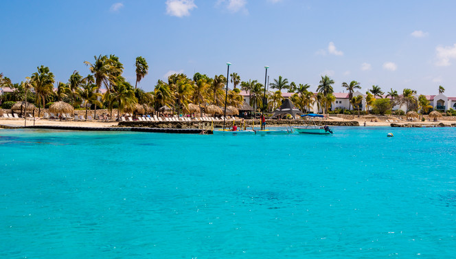 Heerlijke Herfstarrangement  - Plaza Beach Resort Bonaire