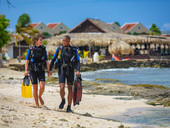 watersports diving vacation van der valk bonaire